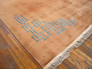 Antique Chinese - Art Deco Rug - 22091 | Chinese 9' 0'' x 12' 0'' | Other, Origin China, Circa: 1920
